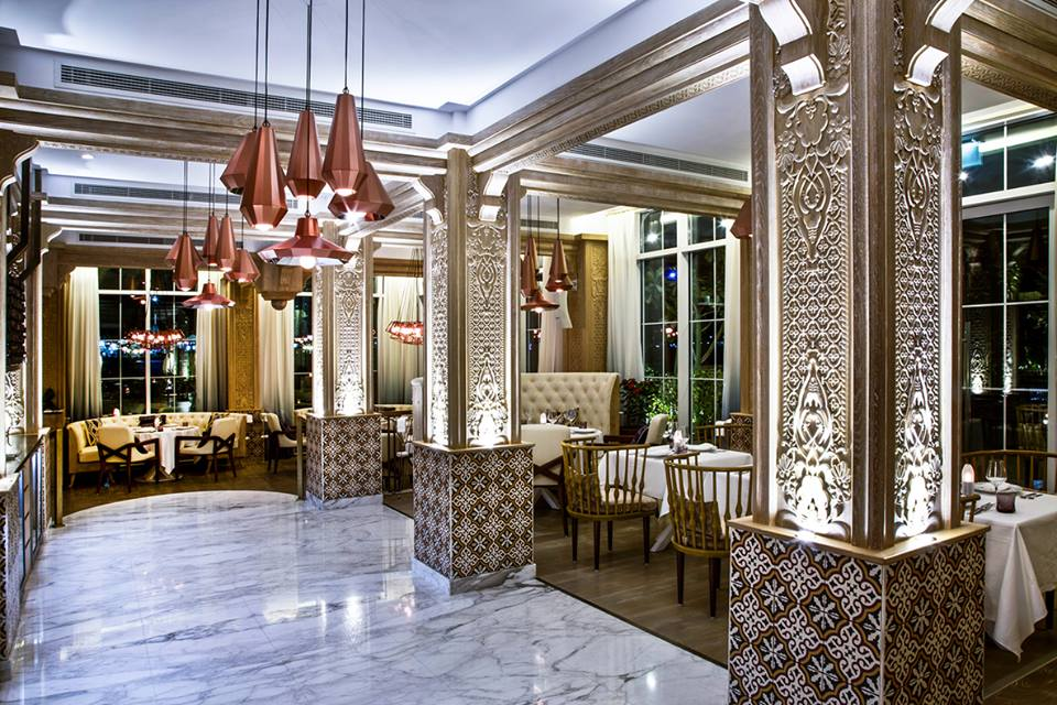 Arredo hotel abu dhabi uae emmeti arredamenti . progettazione